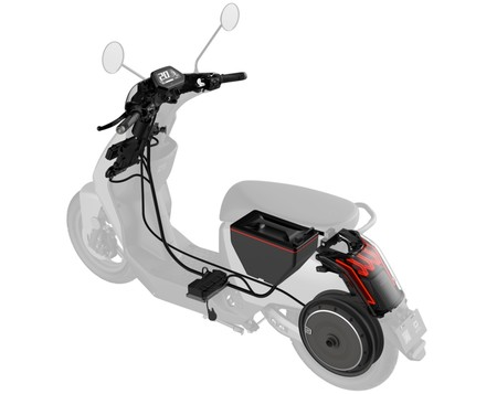 Ducati Electric Scooter 1