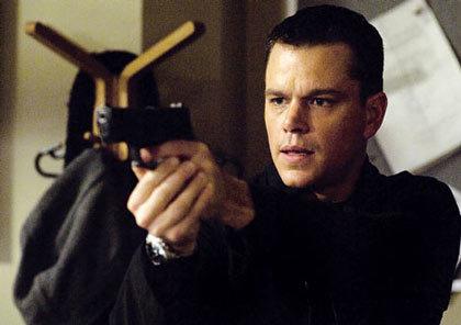 Oscar 2008: tercera estatuilla para Bourne, por montaje