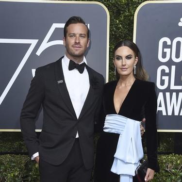 Los hombres más elegantes de los Globos de Oro 2018