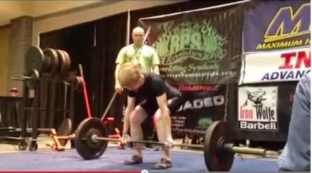 Realizar pesas pesadas a cualquier edad