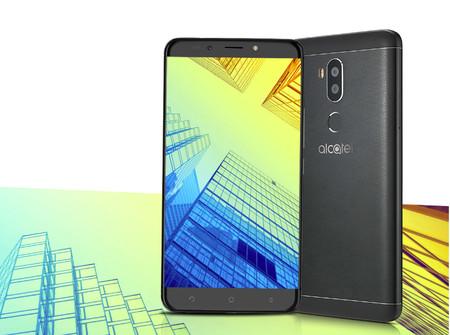 Cierre de año con broche de oro: Alcatel trae a México el A7 XL, su primer smartphone con doble cámara, y el Idol 5
