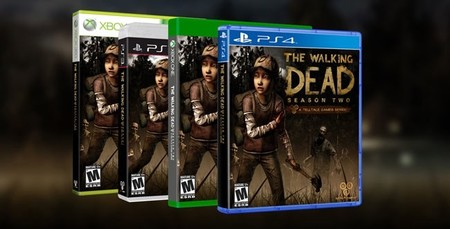 The Walking Dead y The Wolf Among Us llegarán a PS4 y Xbox One este año