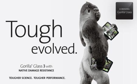Gorilla Glass 3, el nuevo cristal de Corning es tres veces más resistente a arañazos