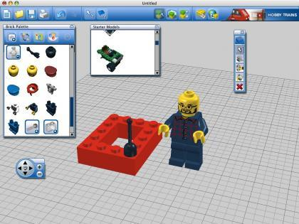 Nueva Versión de Lego Digital Designer
