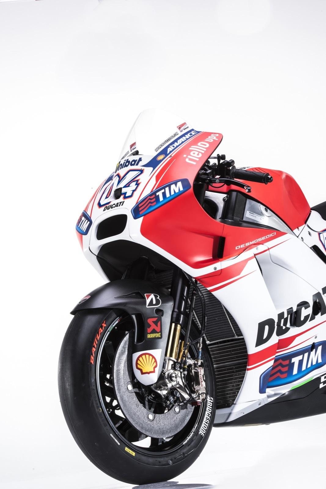 Foto de Galería Ducati Desmosedici GP15 (7/63)