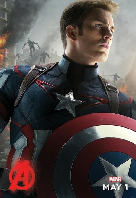 Cartel del Capitán América