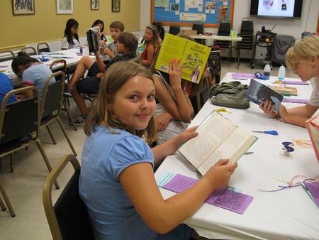 Leyendo en clase 2