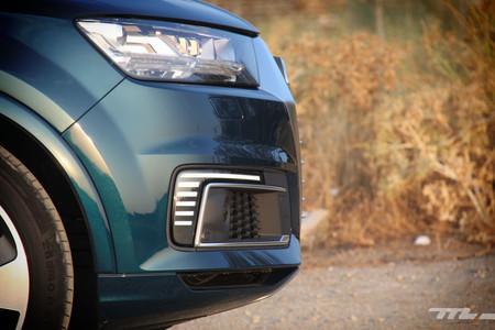 Audi Q7 e-tron luces diurnas