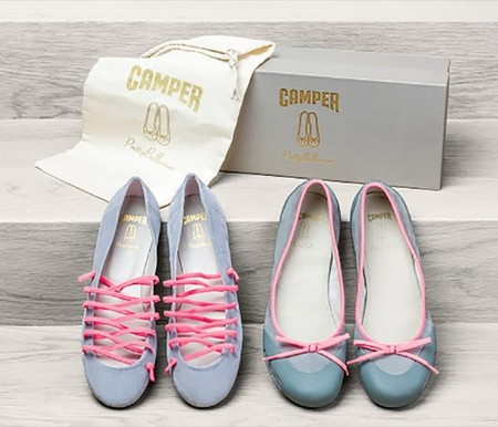 Camper y Pretty Ballerinas juntos para comerse el mundo