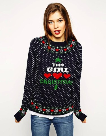 Jerséis de Navidad, de horror fashion a icono