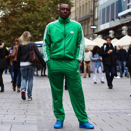 Menswear Tracksuit Street Style Spring Summer 2018 07
