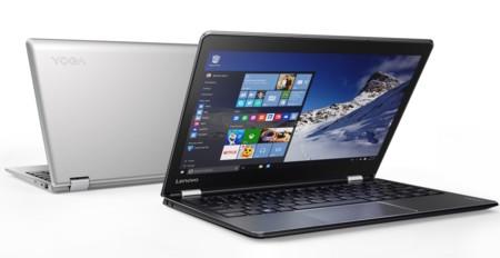 Lenovo en el MWC 2016, presenta sus nuevos Yoga 710, 510 y Miix 310