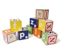 Cubos de aprendizaje para necesidades especiales