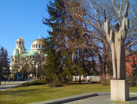 Catedral de Alexander Nevski, Sofia