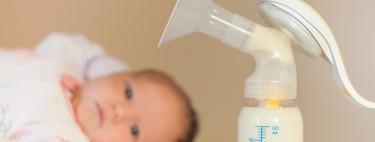 Cómo extraerse y conservar la leche materna