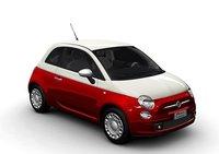 Salón de Bolonia: Fiat 500 Bicolore