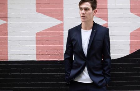 Más que modelo, ícono: Vincent Lacrocq y sus básicos de Zara para la temporada