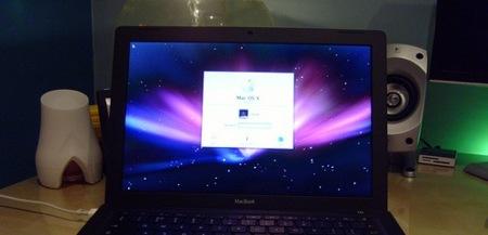 Como modificar la pantalla de inicio de Mac OS X Leopard