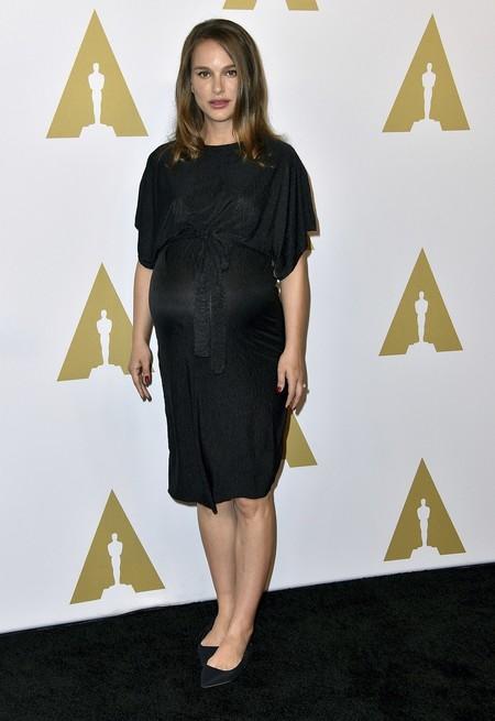 Natalie Portman Vestido Topshop Oscar 2017