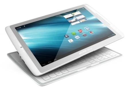 Tablet Archos 101XS con teclado y cubierta