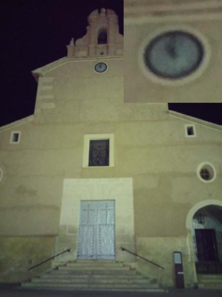 Foto escena nocturna
