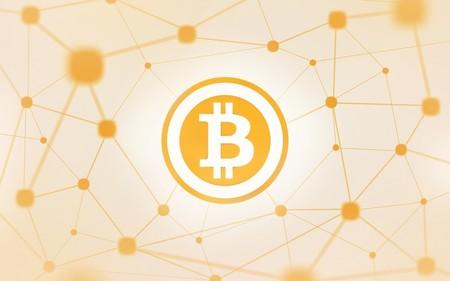 Bitcoin símbolo