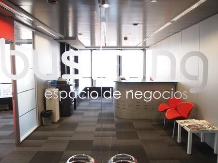 Espacios para trabajar: Busining en Madrid