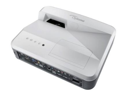 Optima GT5000, un proyector de tiro corto para habitaciones pequeñas