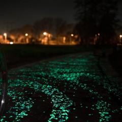 Foto 5 de 9 de la galería carril-bici-la-noche-estrellada-por-studio-roosegarde en Motorpasión