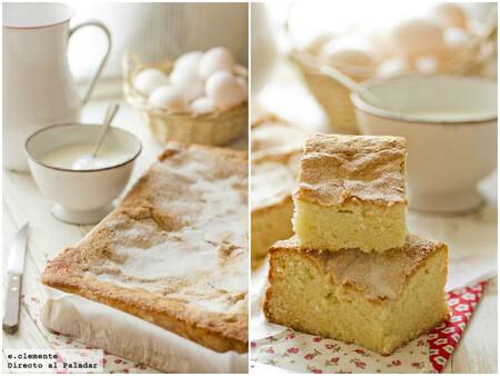 Receta de bica gallega: el bizcocho típico de Laza (Orense) perfecto para aprovechar claras de huevo
