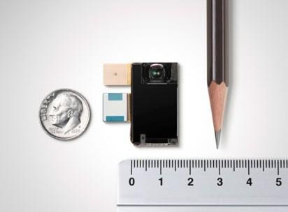 Sensor CMOS de 8 megapíxeles de Samsung