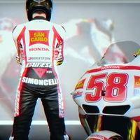 El videojuego oficial de MotoGP llegará el 6 de junio de 2019 con Simoncelli, Stoner, Gibernau y Pedrosa