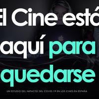 #JuntosPorElCine: casi el 70% de los aficionados quiere volver a los cines cuanto antes y 'Tenet' es la película más esperada