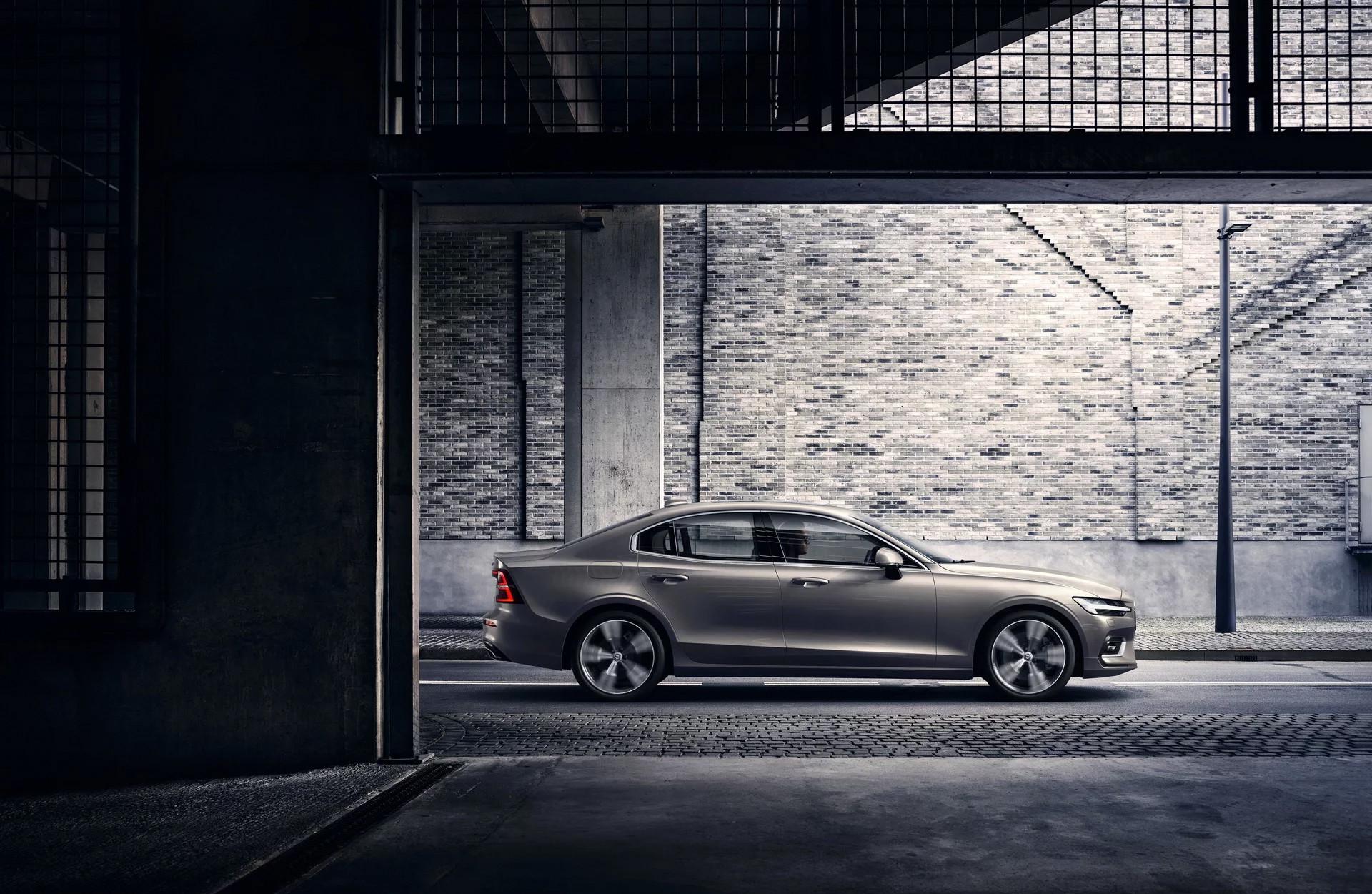 Foto de Volvo S60 2019 (30/40)