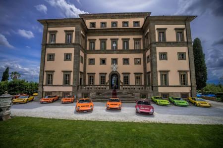 Lamborghini Miura Aniversario 8