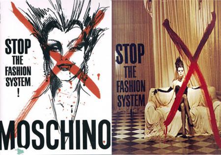 """""""Si no puedes ser elegante sé extravagante"""", Franco Moschino"""