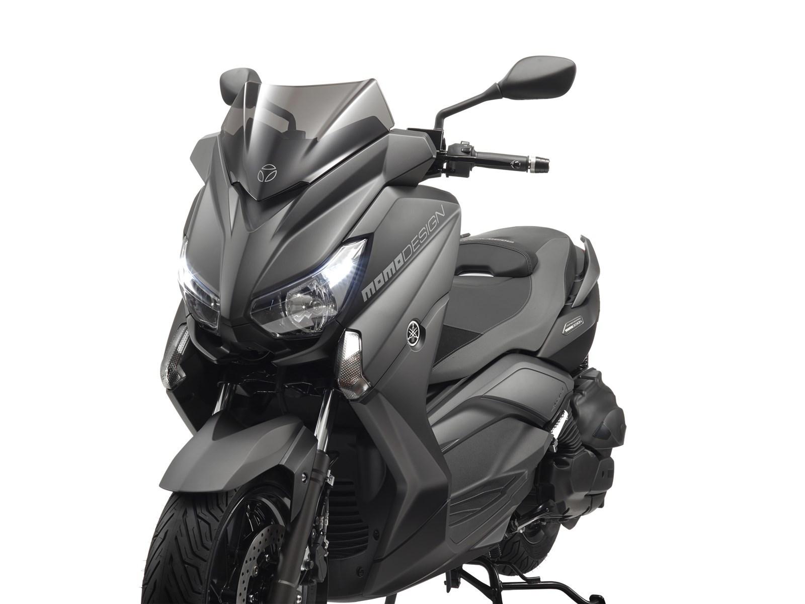 Foto de Yamaha X-MAX 400 MOMODESIGN, estudio y detalles (30/33)