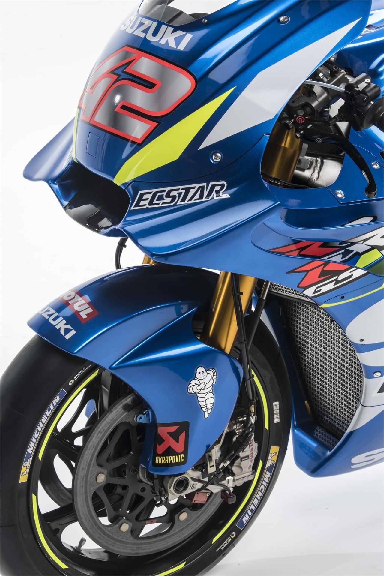 Foto de Presentación MotoGP Suzuki 2019 (20/60)