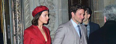 Irina Shayk nos traslada directamente al glamour de Hollywood clásico con un look de lo más actual de más de 6.000 euros