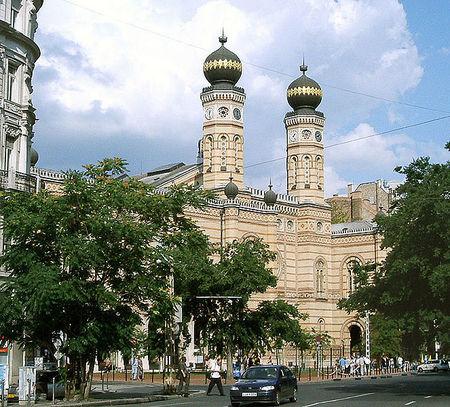 Ruta de los judíos en Budapest