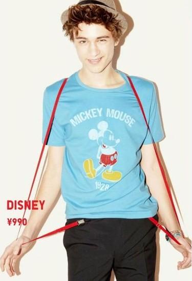Uniqlo presenta su nueva colección de camisetas para la Primavera-Verano 2011