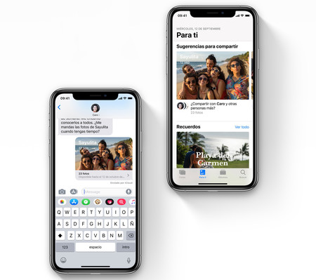 Fotos Ios 12