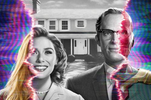 """""""Bruja Escarlata y Visión es una carta de amor a la edad dorada de la televisión"""". Nuevos detalles y fecha de estreno de la serie de Marvel y Disney+"""