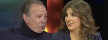 Así ha sido el debut en televisión de Patricia, la hija de César Cadaval (Los Morancos), en el programa de Bertín Osborne