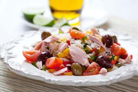 Tu dieta semanal con Vitónica (CXLII): menú mediterráneo