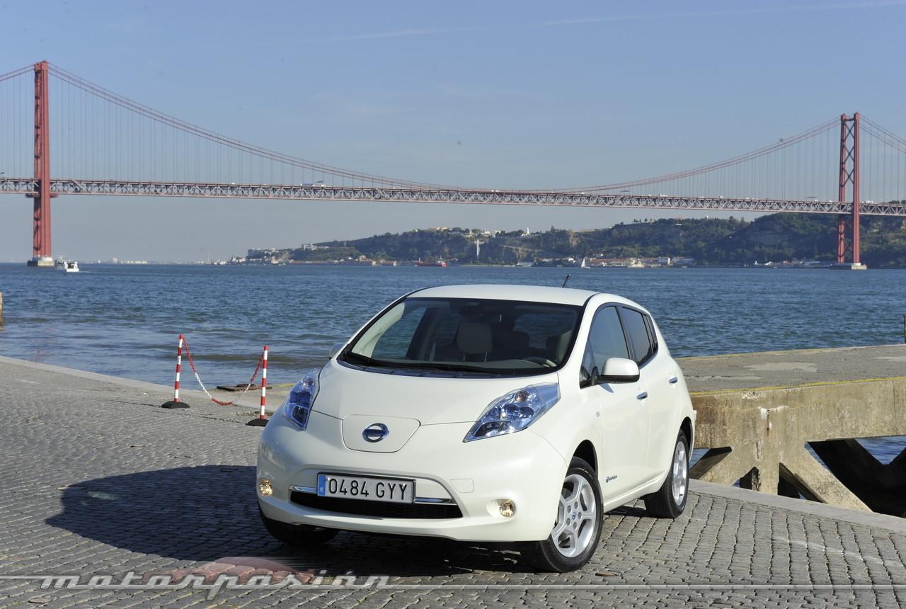 Foto de Nissan Leaf (presentación) (1/58)