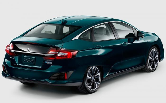 Foto de Honda Clarity plug-in hybrid y EV (1/10)