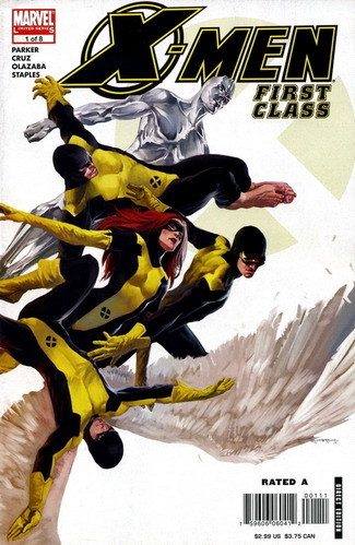 'X-Men: First Class', película a la vista