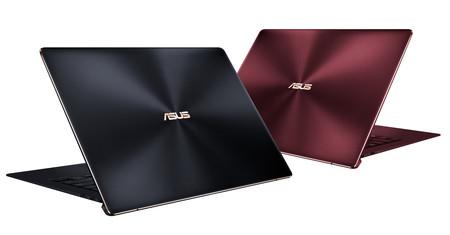 """Nuevos ASUS ZenBook S, Flip 13 y Flip 15: asombrosa autonomía de hasta 20 horas y pantallas """"sin marcos"""""""