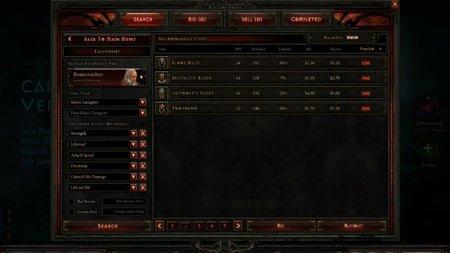 'Diablo III' incluirá una tienda para comprar y vender objetos con dinero real